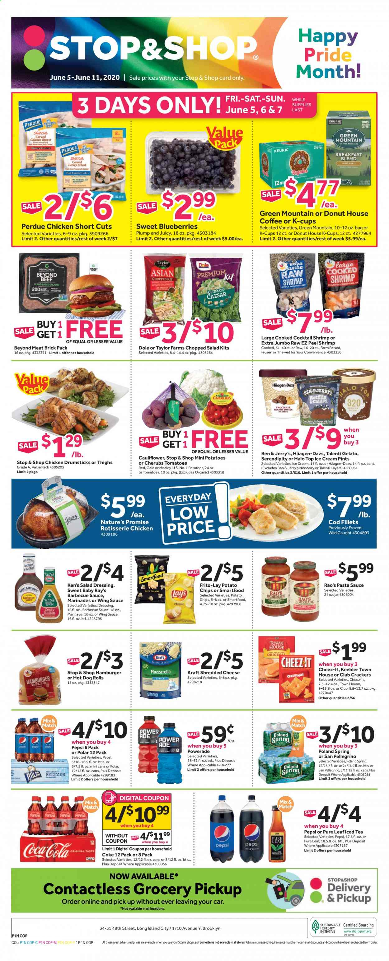 Stop & Shop Flyer  - 06.05.2020 - 06.11.2020. Page 1.