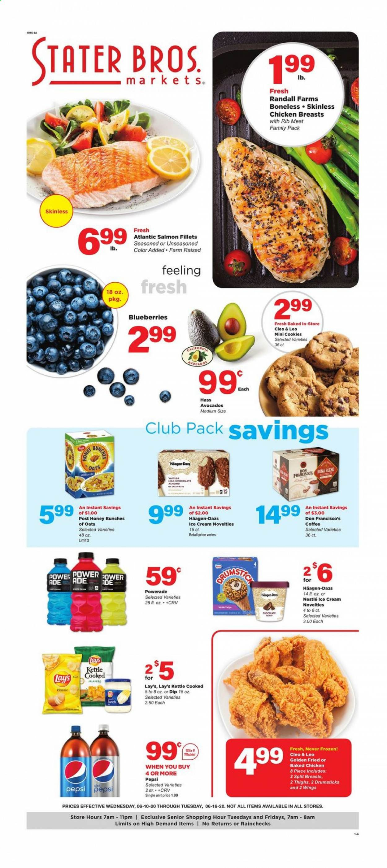 Stater Bros. Flyer  - 06.10.2020 - 06.16.2020. Page 1.
