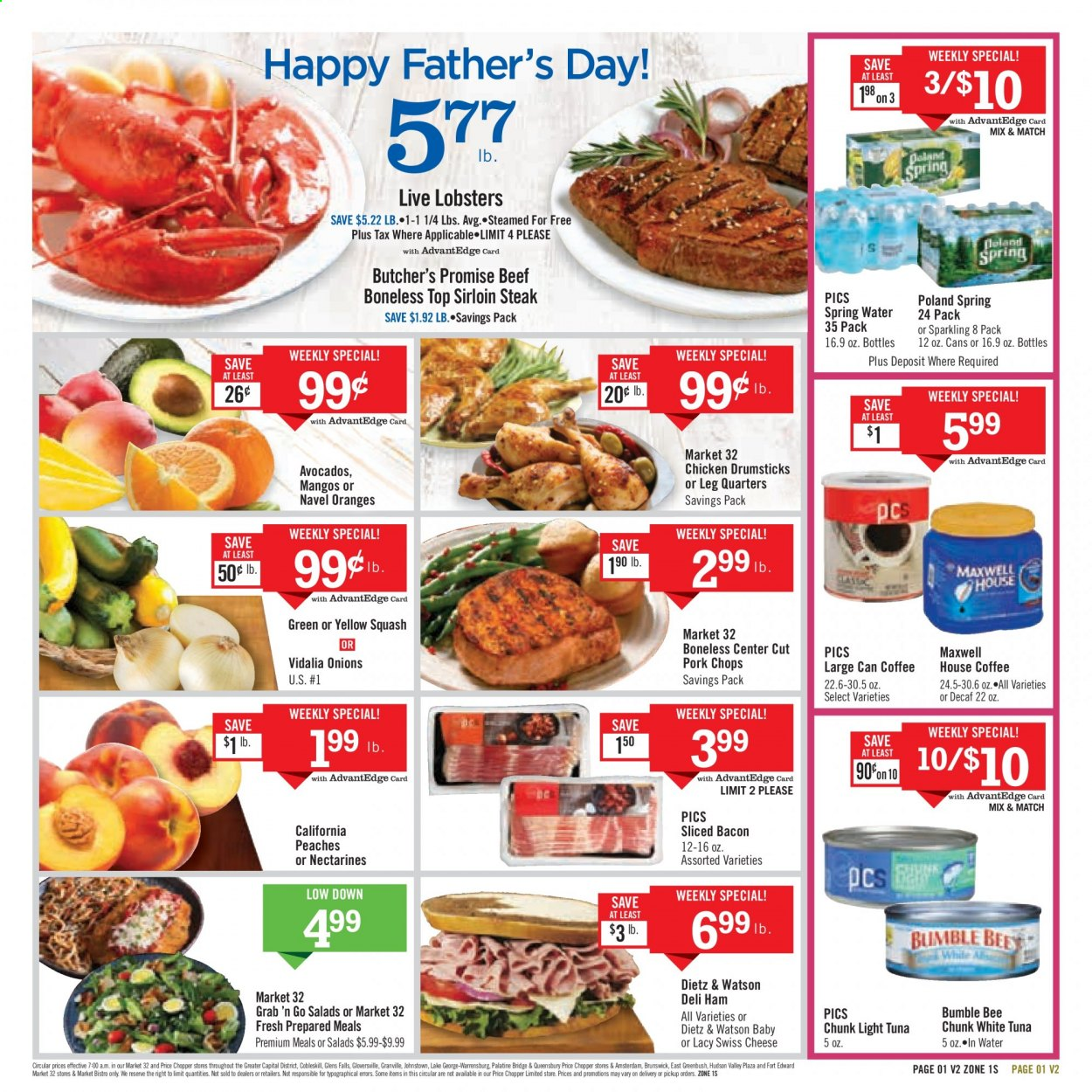 Price Chopper Flyer 06 21 2020 06 27 2020 Page 1 Weekly Ads