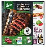 Lowes Foods Flyer - 06.24.2020 - 06.30.2020.