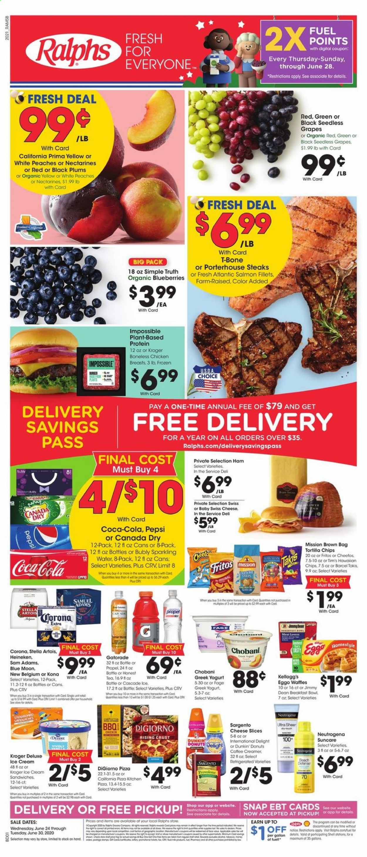 Ralphs Flyer  - 06.24.2020 - 06.30.2020. Page 1.