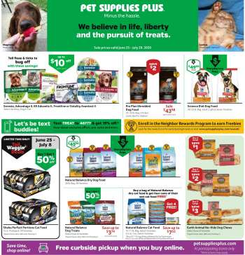 Pet Supplies Plus Weekly Ad Sales And Deals Weekly Ads
