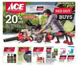 ACE Hardware Flyer - 07.01.2020 - 07.31.2020.
