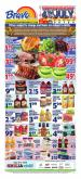 Bravo Supermarkets Flyer - 07.03.2020 - 07.09.2020.