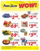 Food 4 Less Flyer - 07.08.2020 - 07.14.2020.