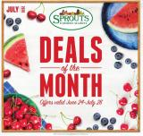 Sprouts Flyer - 06.24.2020 - 07.29.2020.