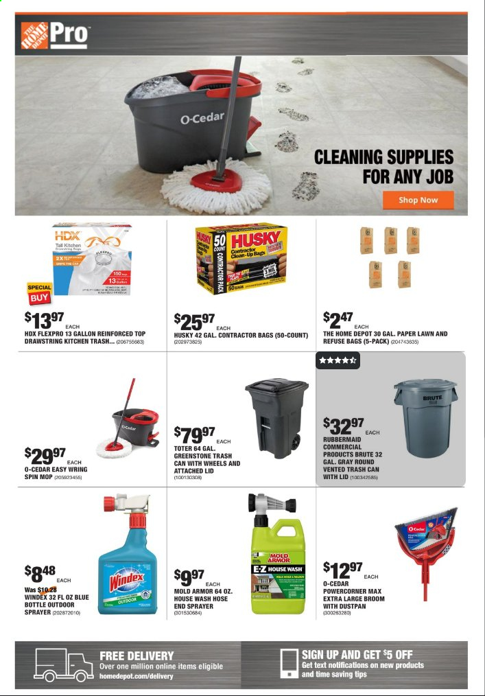 The Home Depot Flyer 07 13 2020 07 20 2020 Page 1 Weekly Ads