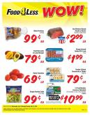 Food 4 Less Flyer - 07.15.2020 - 07.21.2020.