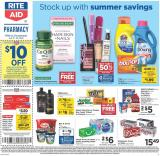 RITE AID Flyer - 07.19.2020 - 07.25.2020.