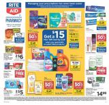 RITE AID Flyer - 07.26.2020 - 08.01.2020.