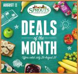 Sprouts Flyer - 07.29.2020 - 08.26.2020.