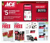 ACE Hardware Flyer - 08.01.2020 - 08.31.2020.