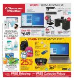 Office DEPOT Flyer - 08.09.2020 - 08.15.2020.