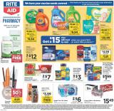 RITE AID Flyer - 08.09.2020 - 08.15.2020.