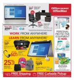 Office DEPOT Flyer - 08.16.2020 - 08.22.2020.
