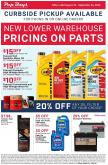Pep Boys Flyer - 08.23.2020 - 09.26.2020.