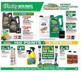 O'Reilly Auto Parts Flyer - 08.26.2020 - 09.29.2020.