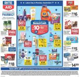 RITE AID Flyer - 08.30.2020 - 09.05.2020.