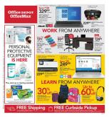 Office DEPOT Flyer - 08.30.2020 - 09.05.2020.