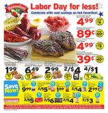 Hannaford Flyer - 08.30.2020 - 09.05.2020.