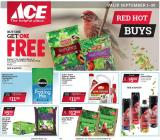 ACE Hardware Flyer - 09.01.2020 - 09.30.2020.