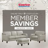 Costco Flyer - 08.27.2020 - 09.22.2020.