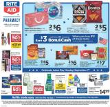 RITE AID Flyer - 09.06.2020 - 09.12.2020.