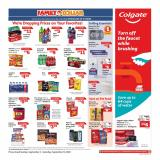 Family Dollar Flyer - 09.06.2020 - 09.12.2020.