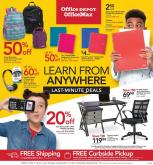 Office DEPOT Flyer - 09.13.2020 - 09.19.2020.