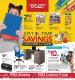 Office DEPOT Flyer - 09.20.2020 - 09.26.2020.