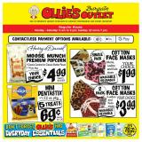 Ollie's Bargain Outlet Ad