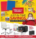 Office DEPOT Flyer - 09.27.2020 - 10.03.2020.