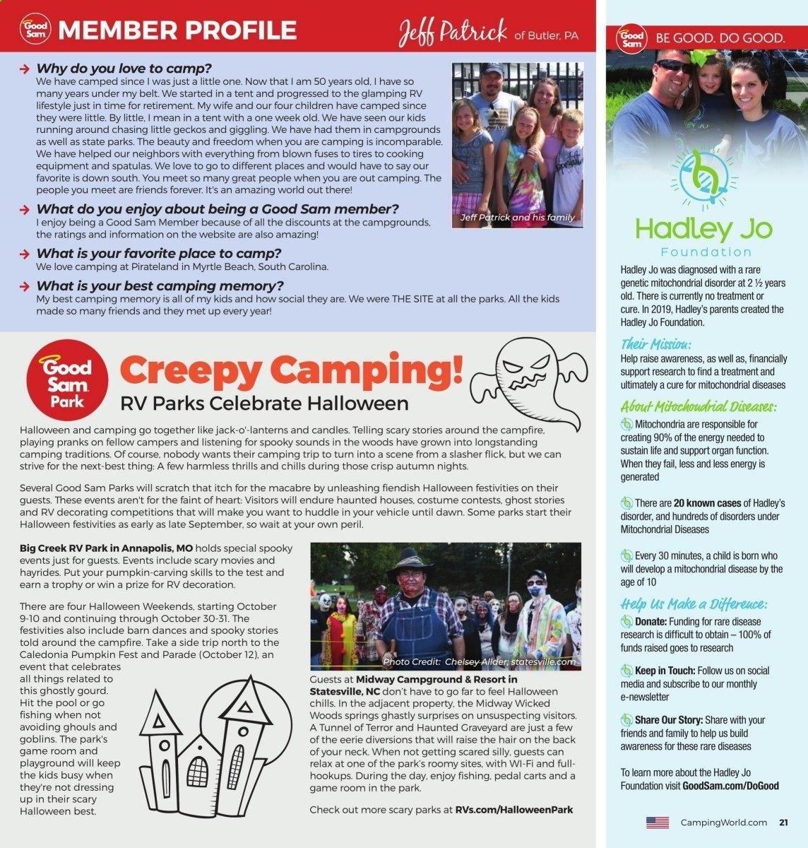 Halloween Camping 2020 Mo Camping World flyer 09.29.2020   10.25.2020   page 25 | Weekly Ads