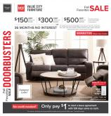 Value City Furniture Flyer - 10.06.2020 - 10.12.2020.