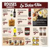 Rouses Markets Flyer - 09.30.2020 - 10.28.2020.