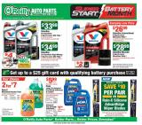 O'Reilly Auto Parts Flyer - 09.30.2020 - 10.27.2020.
