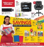 Office DEPOT Flyer - 10.04.2020 - 10.10.2020.