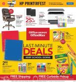 Office DEPOT Flyer - 10.11.2020 - 10.17.2020.