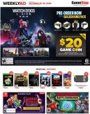 GameStop Flyer - 10.18.2020 - 10.24.2020.
