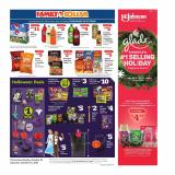 Family Dollar Flyer - 10.18.2020 - 10.24.2020.