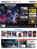 GameStop Flyer - 10.25.2020 - 10.31.2020.