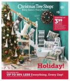 Christmas Tree Shops Flyer - 11.05.2020 - 11.15.2020.