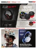 GameStop Flyer - 11.01.2020 - 11.07.2020.