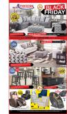 American Furniture Warehouse Flyer - 11.01.2020 - 11.07.2020.