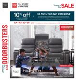 Value City Furniture Flyer - 11.03.2020 - 11.11.2020.