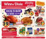 Winn Dixie Flyer - 11.04.2020 - 11.10.2020.