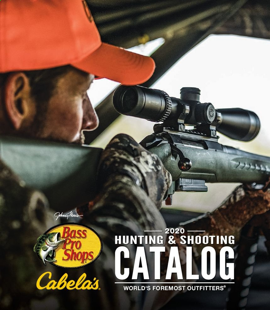 Cabela's Flyer - 11.04.2020 - 12.26.2020 - Sales products - Bass Pro. Page 1.