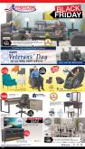 American Furniture Warehouse Flyer - 11.08.2020 - 11.14.2020.