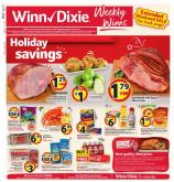 Winn Dixie Flyer - 11.11.2020 - 11.17.2020.