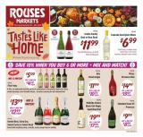 Rouses Markets Flyer - 11.08.2020 - 11.28.2020.